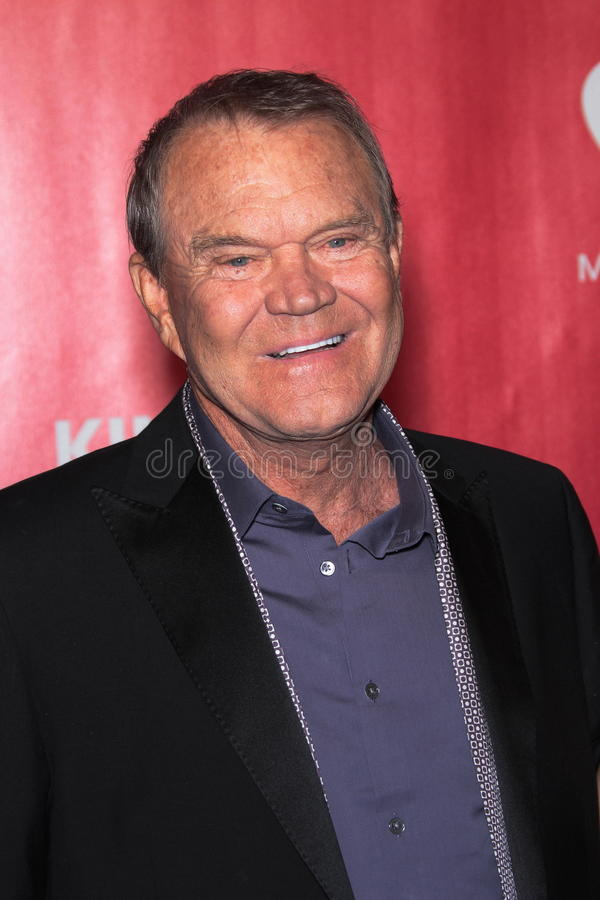 Glen Campbell. At the 2012 MusiCares Person Of The Year honoring Paul McCartney, Los Angeles Convention Center, Los Angeles, CA 02-10-12 stock photos