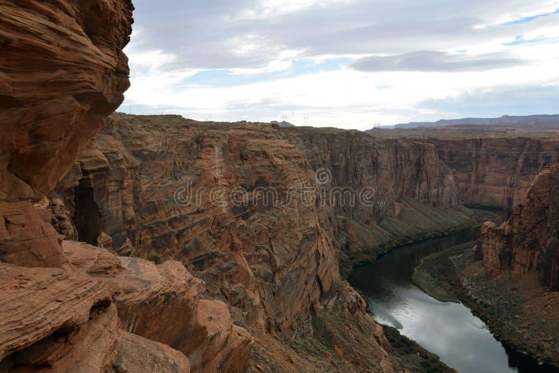 Glen Canyon Arizona stockfotos