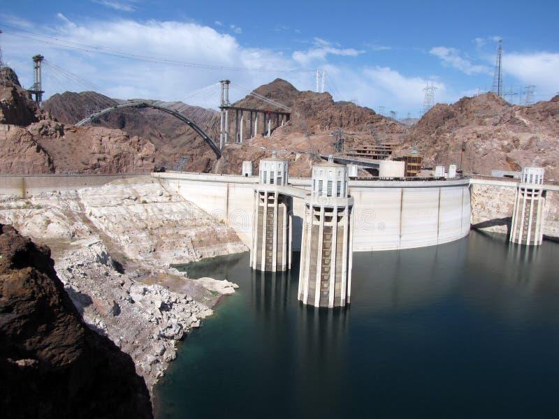 Glen Canyon Dam stock image
