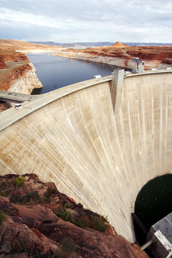Download Glen Canyon Dam Royalty Free Stock Photos - Image: 1707158