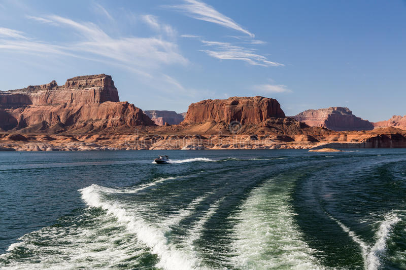 Glen Canyon Recreation Area photographie stock libre de droits