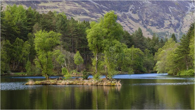 Glen Coe - Escocia fotos de archivo libres de regalías