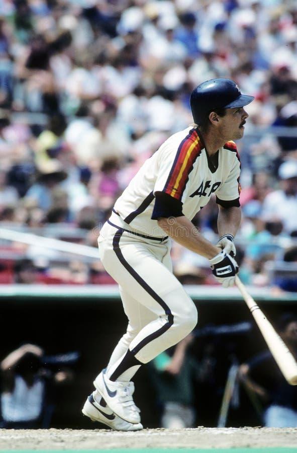 Glen Davis Houston Astros photos libres de droits