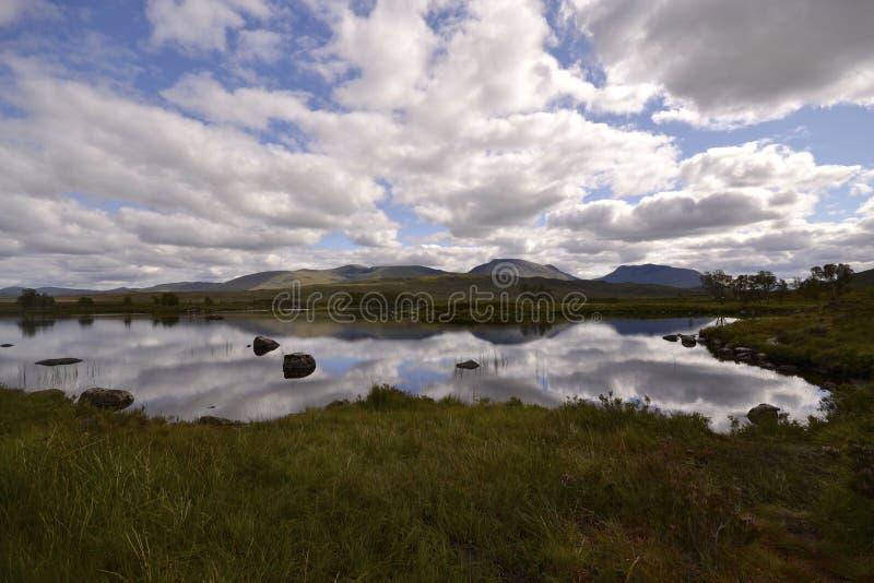Glencoe photographie stock libre de droits