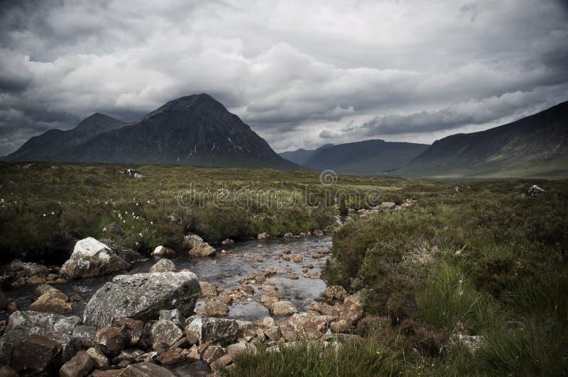 Glencoe Scotland royalty free stock photography