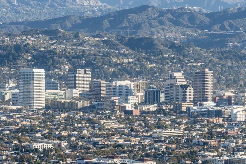 Glendale Kalifornien stockfoto