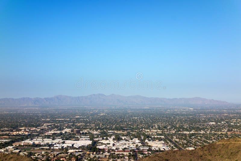 Glendale, Peoria e Phoenix, AZ fotografia stock libera da diritti