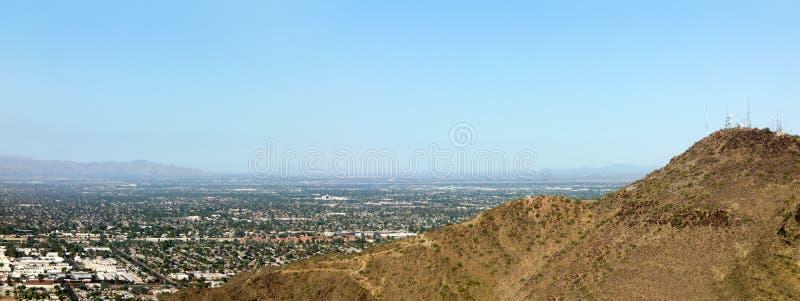 Glendale, Peoria en Phoenix, AZ stock fotografie