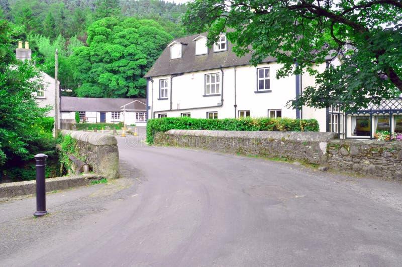 Glendalough images libres de droits
