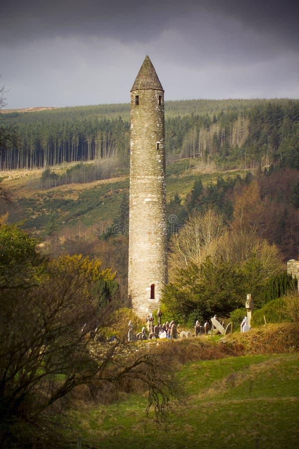 Glendalough zdjęcia stock