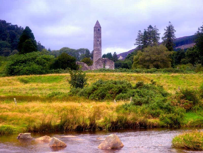 Glendalough royalty free stock photography