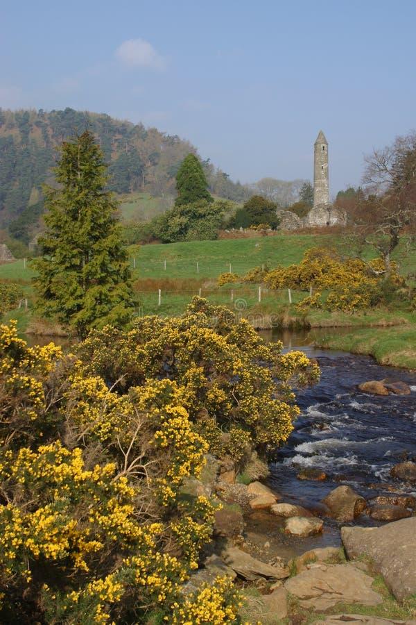 Download Glendasan River stock photo. Image of mountains, river - 1413776
