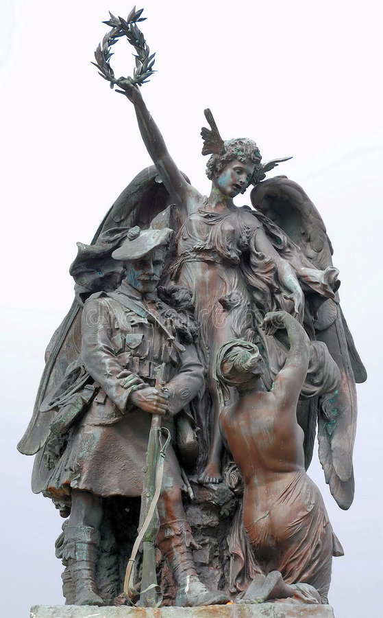 glenelg pomnik wojny zdjęcia royalty free