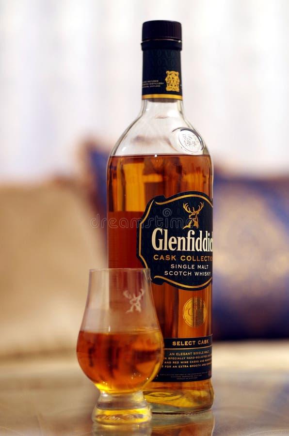Glenfiddich stock foto's