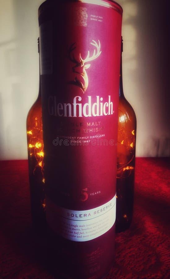 Glenfiddich 15 anni fotografia stock libera da diritti