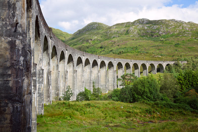Download Glenfinnan Viaduct stock photo. Image of viaduct, historic - 27220094