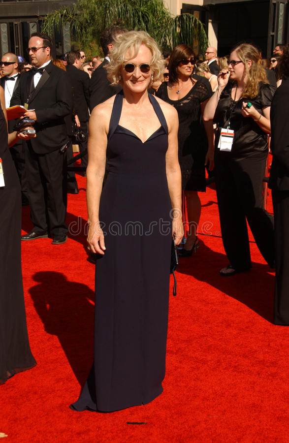 Download Glenn Close editorial stock image. Image of annual, emmy - 24305144