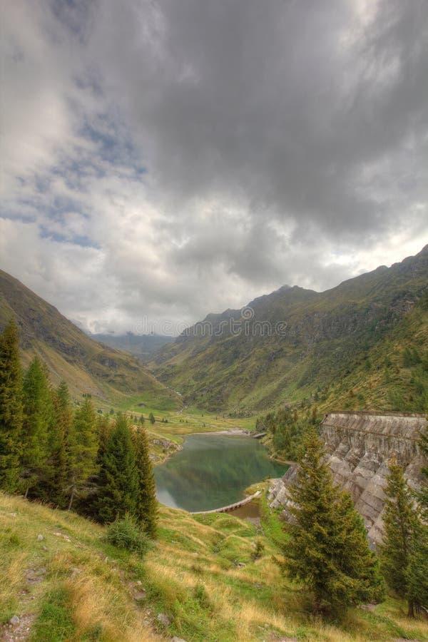 Free Gleno Dam,Italy Stock Photos - 65510433