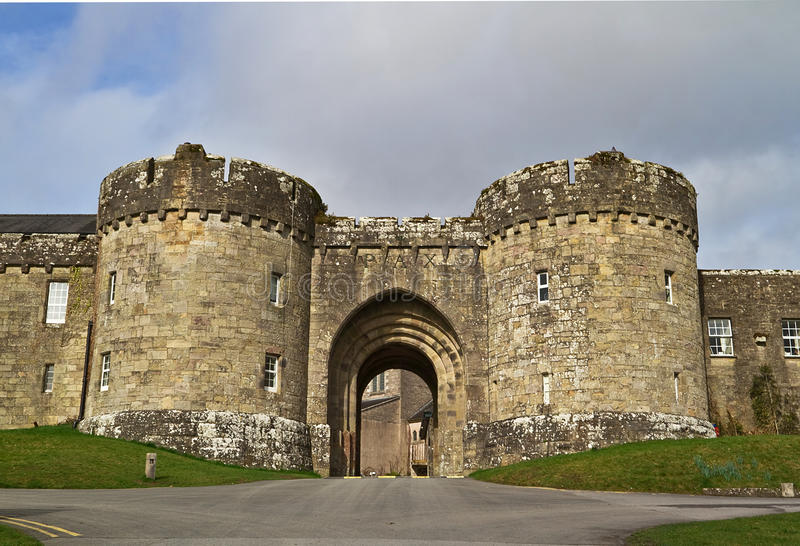 Download Glenstal Abbey stock photo. Image of cross, fortress - 18661898