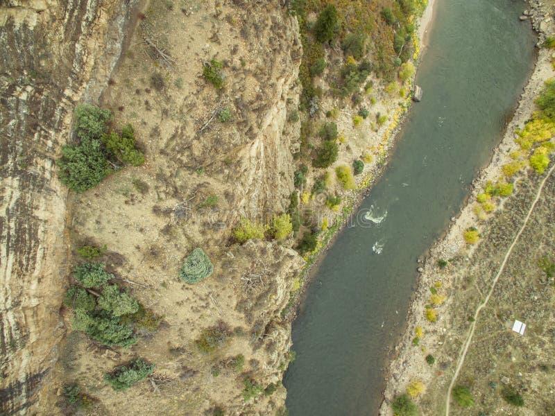Glenwood jar - Kolorado obrazy stock