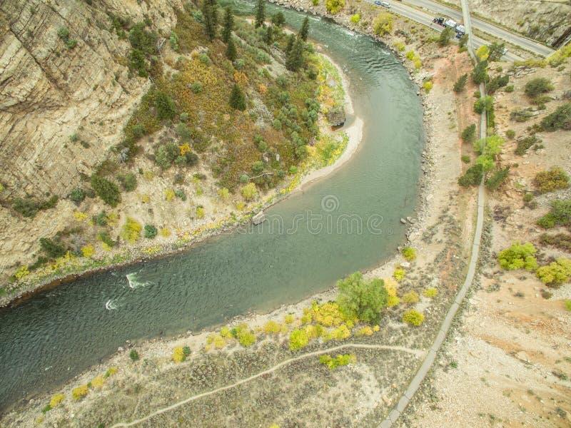 Glenwood jar - Kolorado zdjęcia royalty free