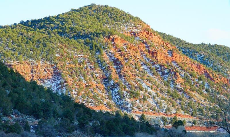 Glenwood Springs стоковое изображение