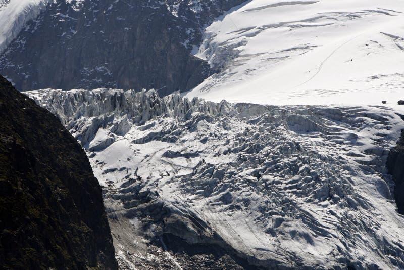 gletscher lizenzfreies stockbild