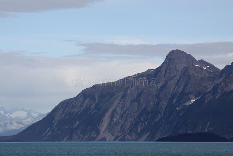 Gletscher-Schacht-Nationalpark Alaska stockfotos