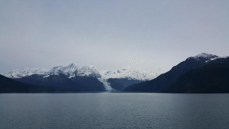 gletsjer royalty-vrije stock foto's