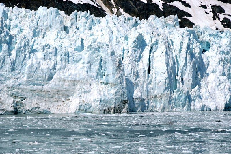 Gletsjerbaai royalty-vrije stock afbeelding