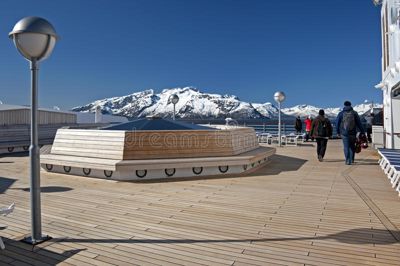 Gletsjerbaai stock fotografie