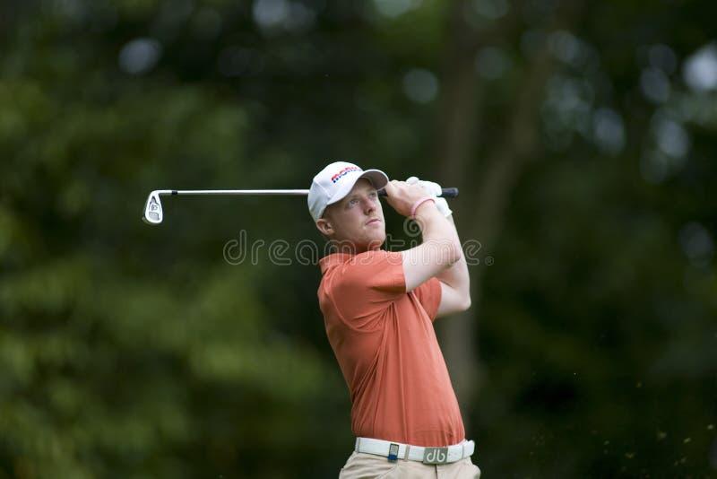 GLF: Ευρωπαϊκό πρωτάθλημα της BMW PGA γύρου στοκ εικόνες