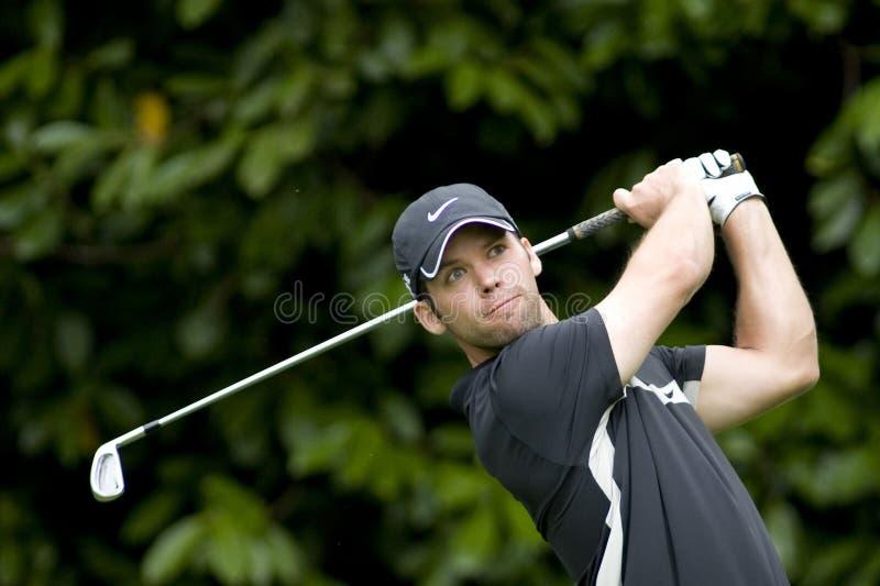 GLF: Европейский чемпионат BMW PGA путешествия стоковое изображение rf