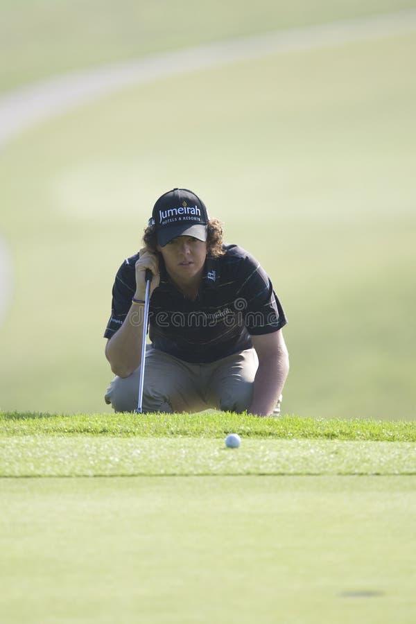 GLF :欧洲打开的欧洲游览高尔夫球 免版税图库摄影