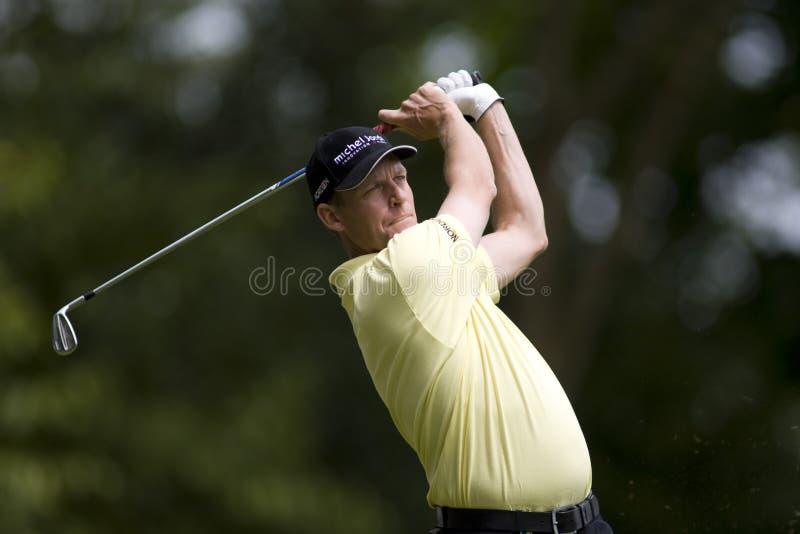 GLF: Meisterschaft Europatournee BMWs PGA lizenzfreies stockfoto
