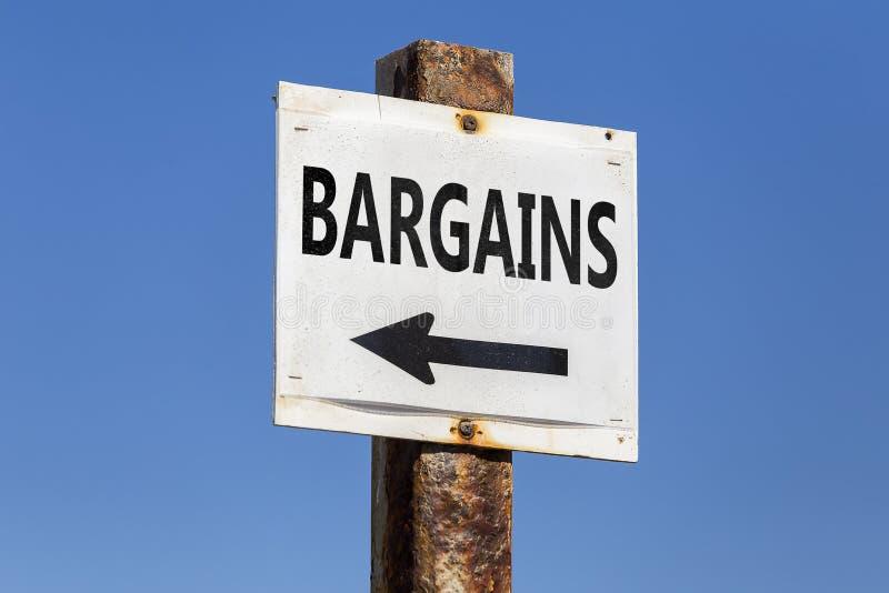 Gli affari esprimono e cartello della freccia immagine stock libera da diritti