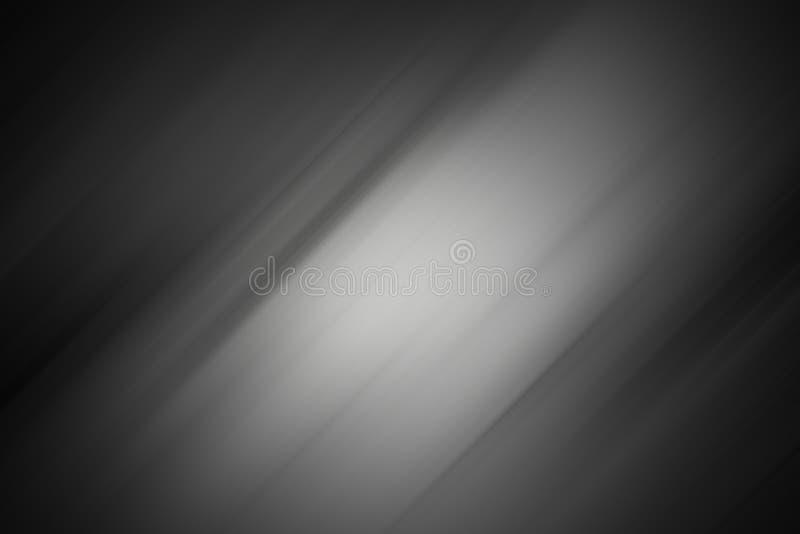 Gli ambiti di provenienza neri e d'argento con bianco la pendenza leggera è la diagonale illustrazione vettoriale