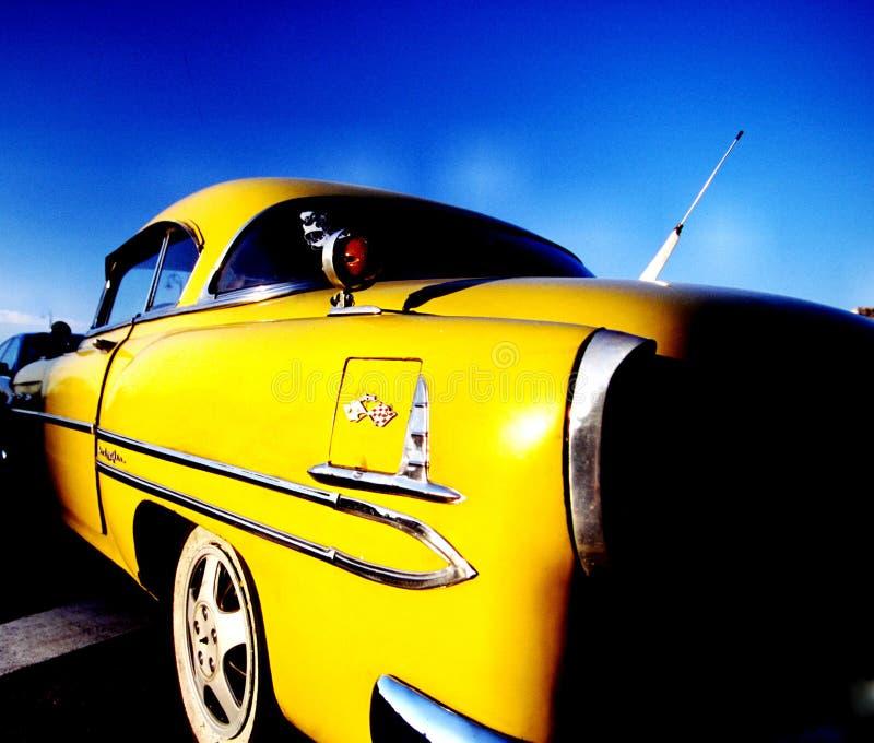 gli anni 50 chevy fotografie stock libere da diritti