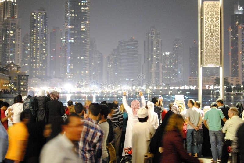 Gli Emirati Arabi Uniti fotografie stock