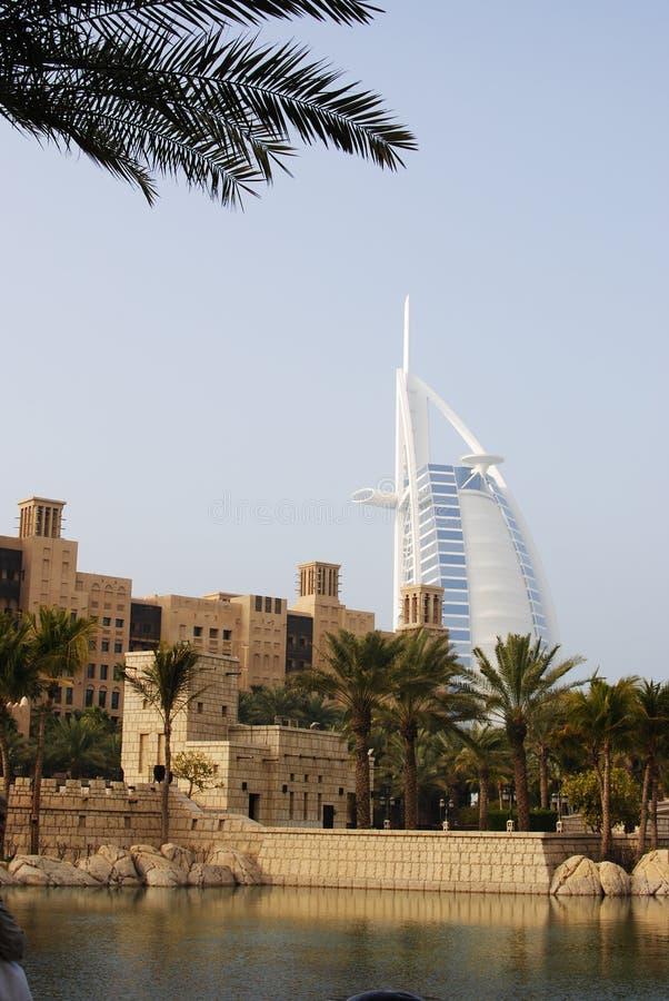 Gli Emirati Arabi Uniti immagini stock libere da diritti