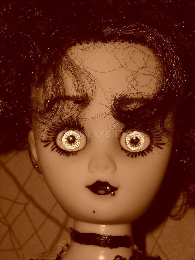 Gli occhi sono la finestra all'anima immagine stock libera da diritti