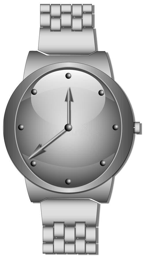 Gli orologi immagine stock