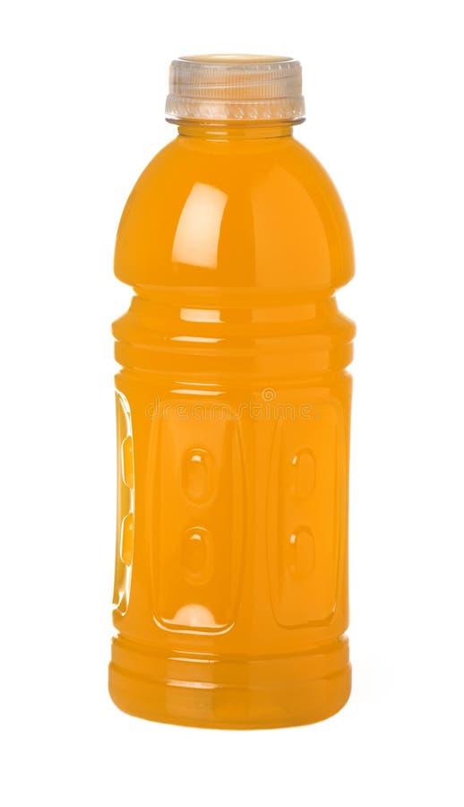 Gli sport bevono il sapore arancione immagini stock libere da diritti