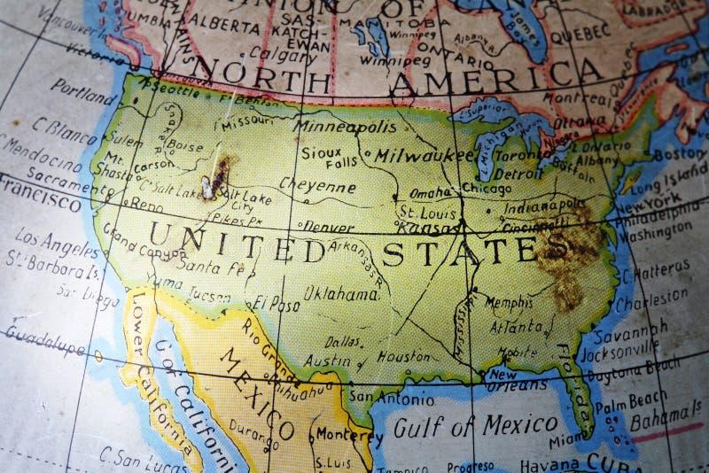 Gli Stati Uniti fotografia stock