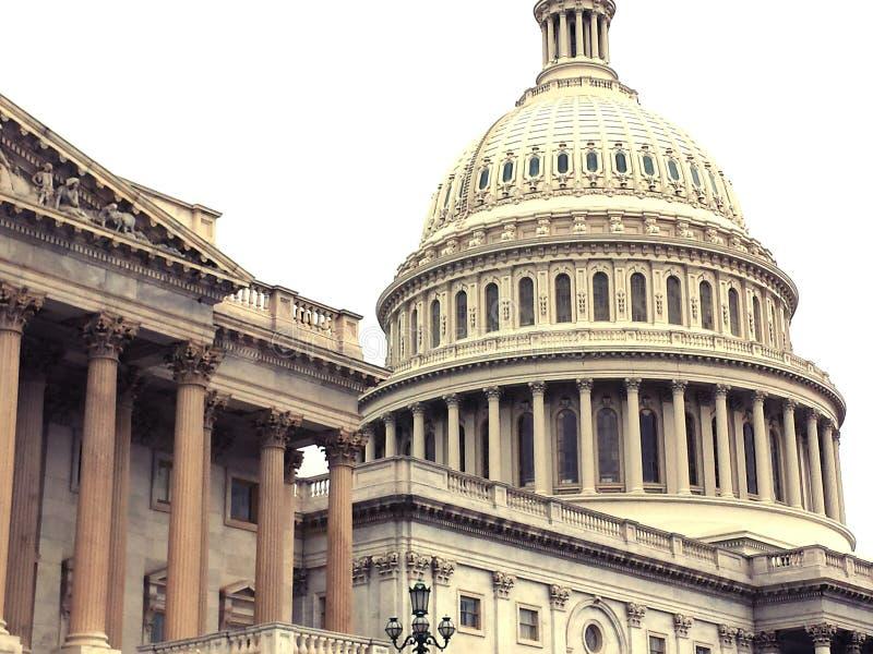 Gli Stati Uniti Campidoglio fotografia stock