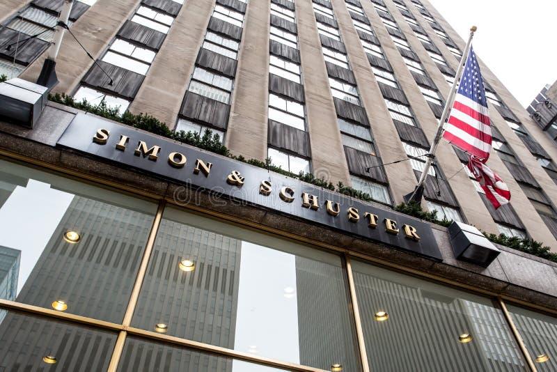Simon & Schuster Immagine Editoriale