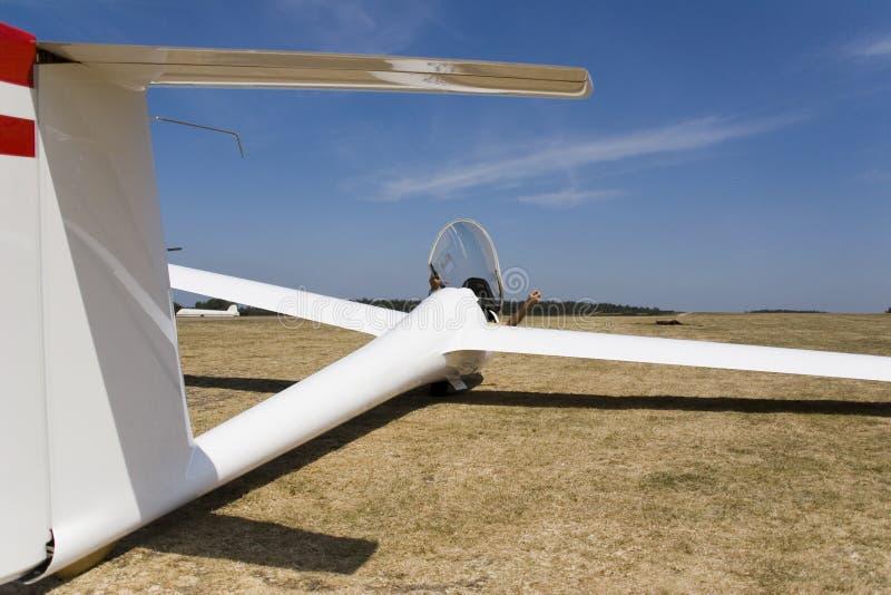 Download Glider stock image. Image of line, hobbies, landscape - 2372041