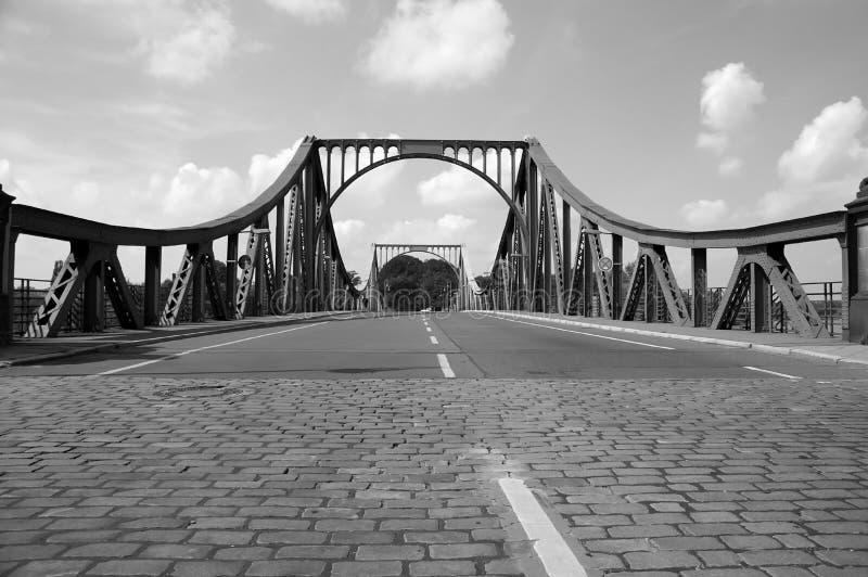 Glienicke Bridge Stock Images