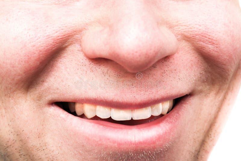 Download Glimlach stock foto. Afbeelding bestaande uit tand, geluk - 39105532