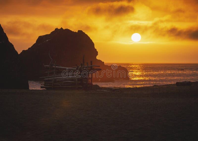 Glimmer z Nieba zdjęcia royalty free
